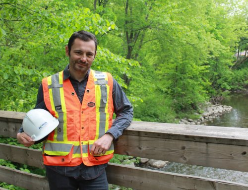 New hydrogeologist joins Québec City office